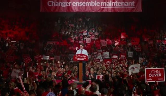 Justin-Trudeau-Liberal-Majority