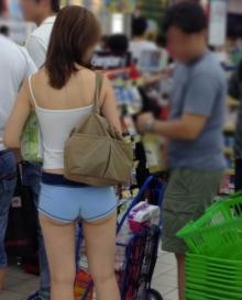 butt cheeks-grocery
